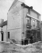 The Black Swan Public House 1890