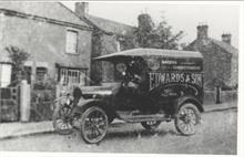 Edwards's Bakery Van.