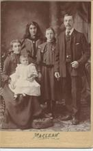 The family of Winnifred Smith