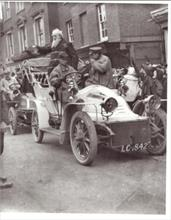 General William Booth's Motorcade in North Walsham Market Place.