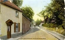 Grammar School Road, North Walsham.