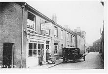 J.B.Martins, Fish Merchant, Aylsham Road, North Walsham