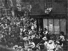 King George V Coronation - June 1911.