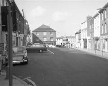 Market Place, North Walsham. 1971.