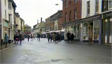 The Market Place, North Walsham