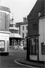 Market Street and Market Cross