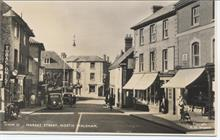 Market Street North Walsham, about 1950.