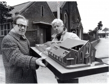 Methodist Church model 1985