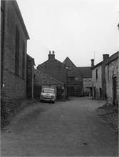 Mitre Tavern Yard, North Walsham