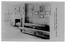 The Nelson Room, Paston Grammar School, North Walsham