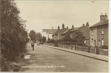 New Road North Walsham 1930's or early 40's?