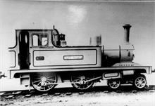 The North Walsham locomotive, number 32