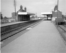 North Walsham Main Station 1971