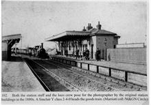 North Walsham Main Station.