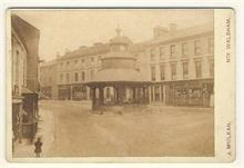 North Walsham Market Cross - Photograph by J MacLean.