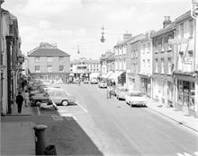North Walsham Market Place c1970