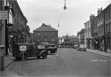 North Walsham Market Place taken by Les Edwards.