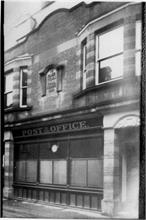 The old Post Office in Kings Arms Street which served from 1908 to 1966.