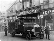 Starling's Garage, Norwich Road, North Walsham