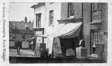 Sutton Chemist, North Side Market Place, North Walsham. Photo, G.McLean