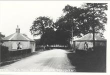 Toll Gate Cottages, Norwich Road.