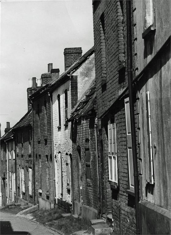 Photograph. Back Street, North Walsham (North Walsham Archive).