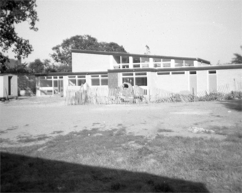 Photograph. North Walsham Community Centre (North Walsham Archive).