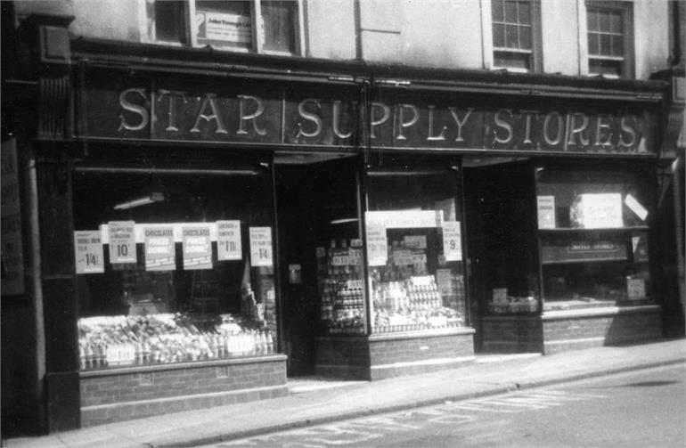 Photograph. Star Supply Stores (North Walsham Archive).