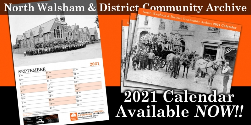 2021 North Walsham Archive Calendar