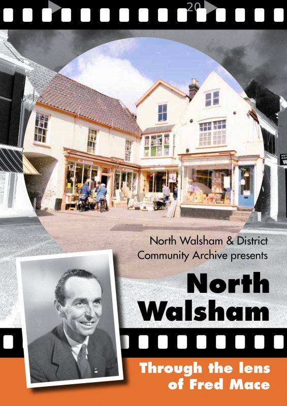 North Walsham through the lens of Fred Mace book